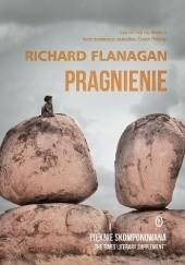 Okładka książki Pragnienie Richard Flanagan