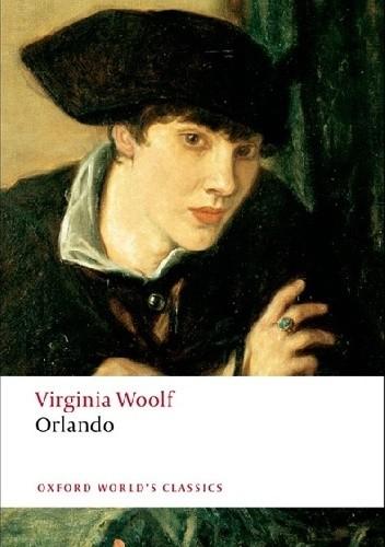 Okładka książki Orlando: A Biography Virginia Woolf