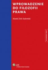 Okładka książki Wprowadzenie do filozofii prawa
