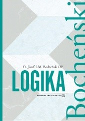Okładka książki Logika Józef Maria Bocheński OP