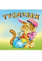 Okładka książki Tygrysek Natalia Usenko