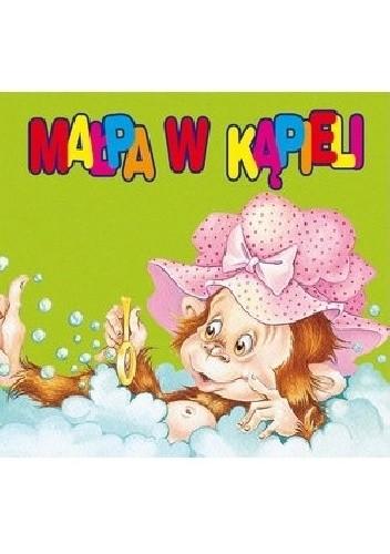 Okładka książki Małpa w kąpieli Aleksander Fredro