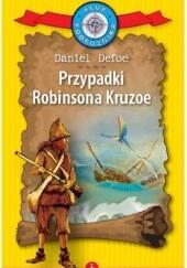 Okładka książki Przypadki Robinsona Kruzoe