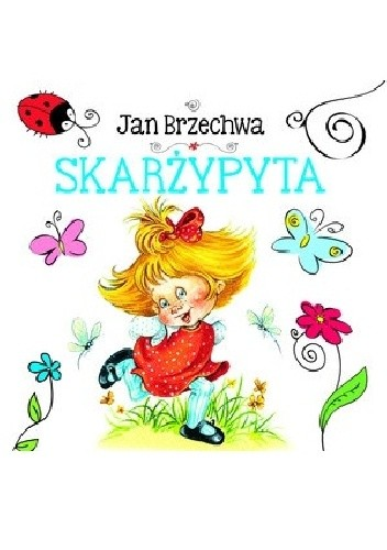 Okładka książki Skarżypyta Jan Brzechwa