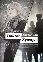 Okładka książki Doktor Żywago Borys Pasternak
