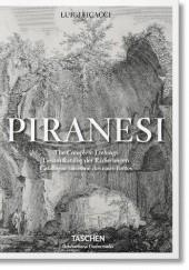 Okładka książki Piranesi. The Complete Etchings Luigi Ficacci
