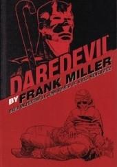 Okładka książki Daredevil by Frank Miller Omnibus Companion Frank Miller,Bill Sienkiewicz