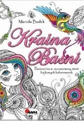 Okładka książki Kraina baśni Mariola Budek
