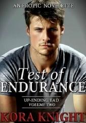 Okładka książki Test of Endurance Kora Knight