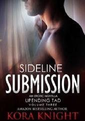 Okładka książki Sideline Submission Kora Knight