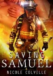 Okładka książki Saving Samuel