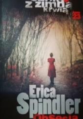 Okładka książki Obsesja Erica Spindler
