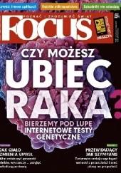 Okładka książki FOCUS 11/2016 Redakcja magazynu Focus
