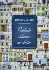 Okładka książki Pocałunki składane na chlebie Almudena Grandes