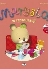 Okładka książki Marysia w restauracji Alexis Nesme,Nadia Berkane
