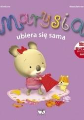 Okładka książki Marysia ubiera się sama Alexis Nesme,Nadia Berkane