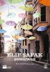 Okładka książki Şemspare Elif Şafak