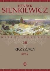 Okładka książki Krzyżacy t. II Henryk Sienkiewicz
