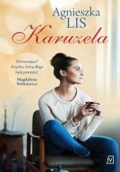 Okładka książki Karuzela Agnieszka Lis
