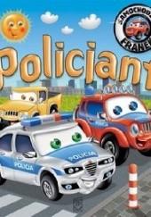 Okładka książki Policjant Elżbieta Wójcik