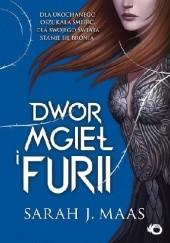 Okładka książki Dwór mgieł i furii Sarah J. Maas