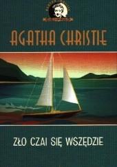 Okładka książki Zło czai się wszędzie Agatha Christie