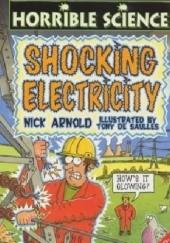 Okładka książki Shocking Electricity Nick Arnold