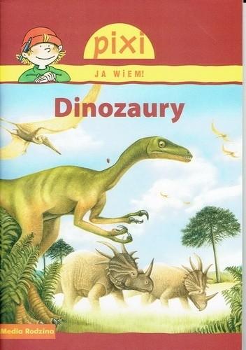 Okładka książki Dinozaury Cordula Thorner