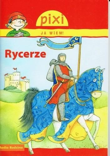 Okładka książki Rycerze Cordula Thorner