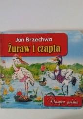 Okładka książki Żuraw i czapla