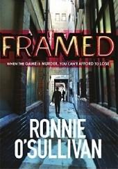 Okładka książki Framed Ronnie O'Sullivan