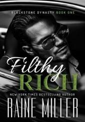 Okładka książki Filthy Rich Raine Miller