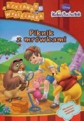 Okładka książki Kubuś Puchatek. Piknik z mrówkami
