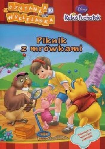 Okładka książki Kubuś Puchatek. Piknik z mrówkami Walt Disney