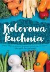 Okładka książki Kolorowa kuchnia praca zbiorowa