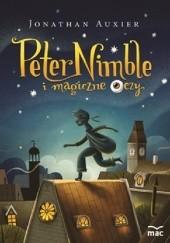 Okładka książki Peter Nimble i magiczne oczy Jonathan Auxier