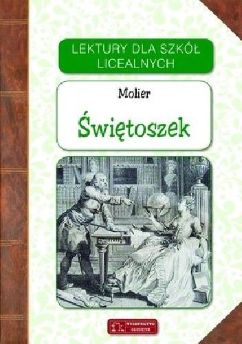 Okładka książki Świętoszek Molier