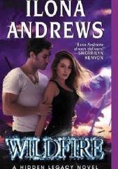 Okładka książki Wildfire Ilona Andrews