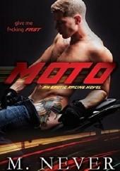 Okładka książki Moto M. Never