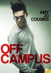 Okładka książki Off Campus Amy Jo Cousins