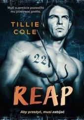 Okładka książki Reap Tillie Cole