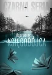 Okładka książki Księgobójca Maja Wolny