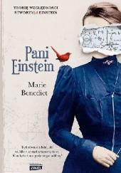 Okładka książki Pani Einstein Marie Benedict