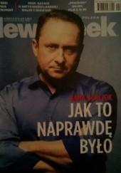 Okładka książki Newsweek, nr 41/2016 Redakcja tygodnika Newsweek Polska