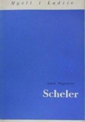 Okładka książki Scheler Adam Węgrzecki