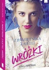 Okładka książki Z pamiętnika zajętej wróżki Ewa Zdunek