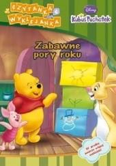 Okładka książki Kubuś Puchatek. Zabawne pory roku
