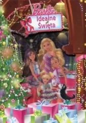 Okładka książki Barbie.Idealne Święta