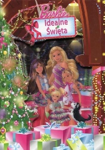 Okładka książki Barbie.Idealne Święta praca zbiorowa