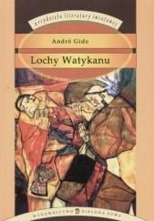 Okładka książki Lochy Watykanu André Gide